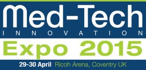 Med-Tech Innovation Expo 2015 logo