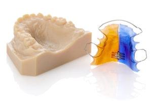 Ortho Appliance Colour Dental