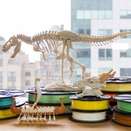 Makerbot Dinosaur Filament
