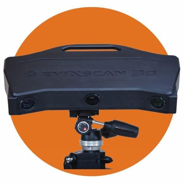 eviXscan 3D Heavy Duty Basic 3D scanner