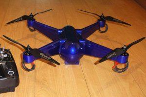 ULTEM 9085 3D printed drone