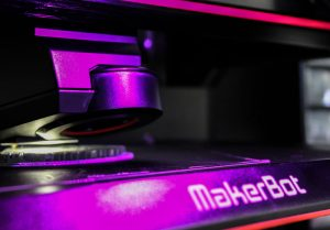 V&A digital classroom Makerbot