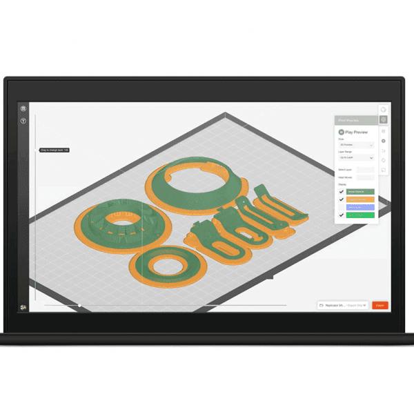 Makerbot print