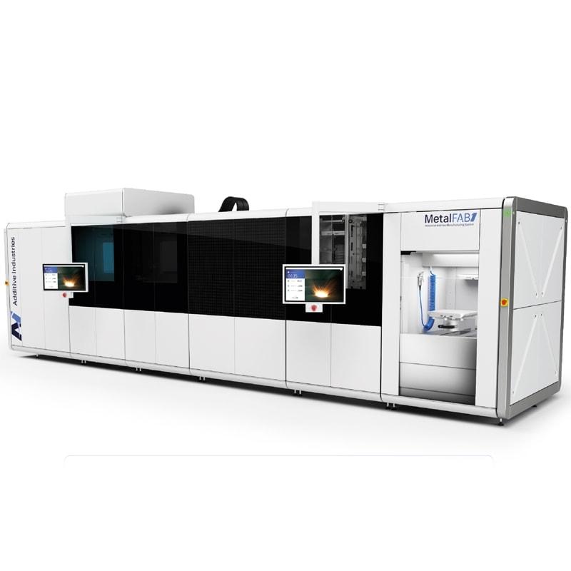 Additive Industries MetalFAB1 Productivity
