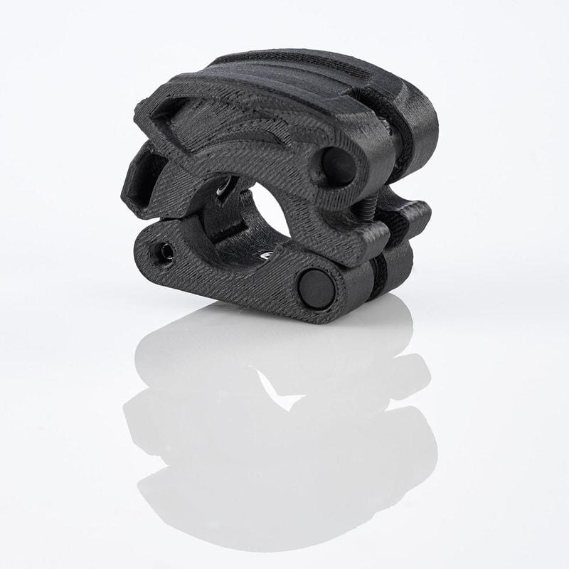 Fortus 380mc carbon fibre clamp