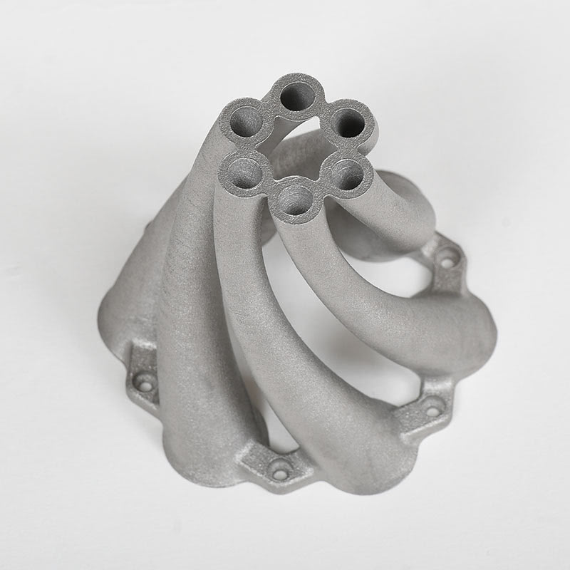 Xact Metal Curved Manifold Part