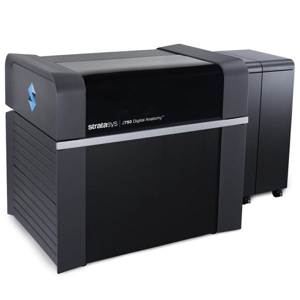 Stratasys J750 DAP Digital Anatomy Printer